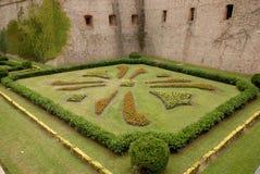 цветок Испания кровати barcelona Стоковое Изображение