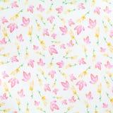 Цветок картины циновки Стоковые Фотографии RF