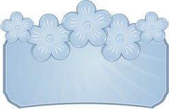цветок карточки Стоковая Фотография