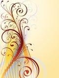 цветок конструкции Стоковая Фотография