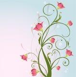 цветок конструкции Стоковое Фото