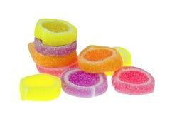 Цветок 6 конфеты стоковое изображение rf