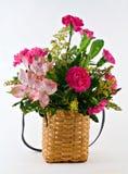 цветок корзины Стоковое Изображение