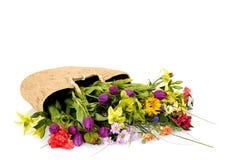 цветок корзины Стоковая Фотография RF