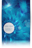 Цветок мухы воды вектора 1.03.12(0) .jpg Стоковые Фото