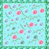 Цветок обоев Стоковая Фотография RF