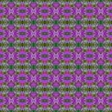 Цветок паука безшовный Стоковые Изображения RF