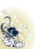 цветок предпосылки Стоковая Фотография