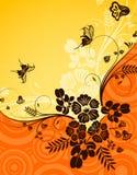 цветок предпосылки Стоковое Фото