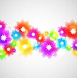 цветок предпосылки цветастый Стоковое Фото