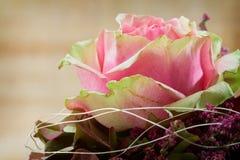 цветок расположения осенний Стоковые Изображения
