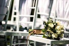 Цветок руки ` s невесты Стоковое Изображение