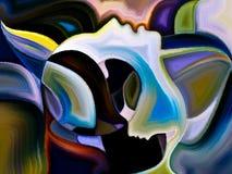 Цветок священных оттенков Стоковое Изображение RF