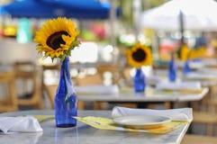 Цветок таблицы стоковое изображение
