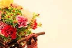 Цветок тележки Стоковое фото RF