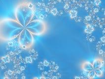 цветок украшения Стоковые Изображения RF
