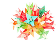 цветок шарика Стоковая Фотография