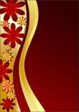 цветок шоколада backgound красивейший Стоковые Фото