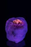Цветок льда Стоковая Фотография