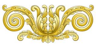 цветок элемента конструкции украшения иллюстрация штока