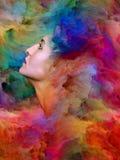 Цветок эмоций Стоковое Фото