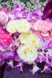 Цветок для украшения Стоковые Изображения