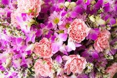 Цветок для украшения Стоковое Изображение