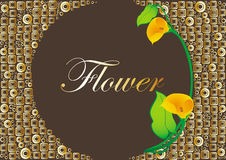 цветок Иллюстрация вектора