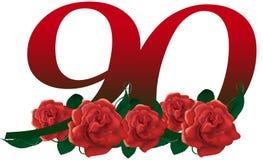 Цветок 90 Стоковая Фотография RF