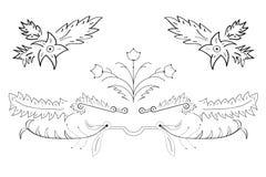 цветок creativ Иллюстрация вектора
