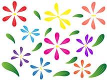 цветок s предпосылки Стоковые Фотографии RF