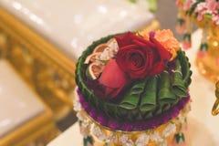 Цветок Weding Стоковое Изображение RF