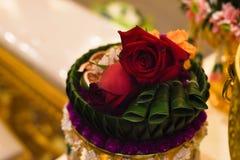 Цветок Weding Стоковое Изображение