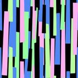 Цветочный узор безшовного лета тропический Стоковые Изображения RF