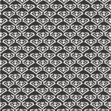 Цветочный узор вектора винтажный, безшовная предпосылка Стоковое Изображение RF