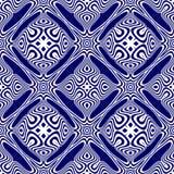 Цветочный узор вектора винтажный безшовный Стоковое Фото