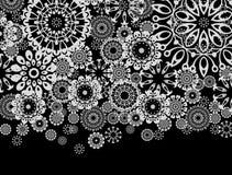 Цветочный узор Стоковые Изображения