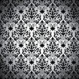 Цветочный узор Vingage безшовный Стоковое фото RF