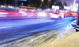 цветы автомобилей Стоковые Фотографии RF