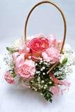 цветы корзины стоковые изображения