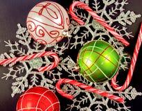Цветы рождества Стоковое фото RF