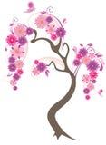 цветя вал Иллюстрация штока