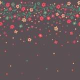 Цветя ветви Стоковые Фотографии RF