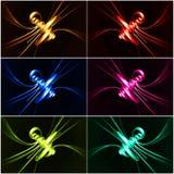 цвет абстракций Стоковые Фотографии RF