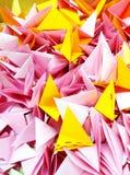 Цвет бумаги Стоковые Фотографии RF