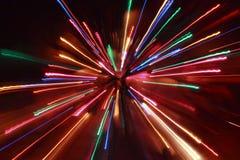 цвет взрыва Стоковые Изображения