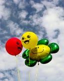 цвет воздушных шаров Стоковые Изображения RF