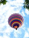 Цвет в небесах Стоковое Фото