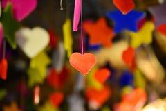 Цвет влюбленности Стоковая Фотография