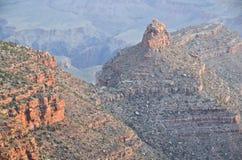 Цвет грандиозного каньона Стоковая Фотография RF